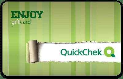 Gift Cards • QuickChek Fresh Convenience : QuickChek